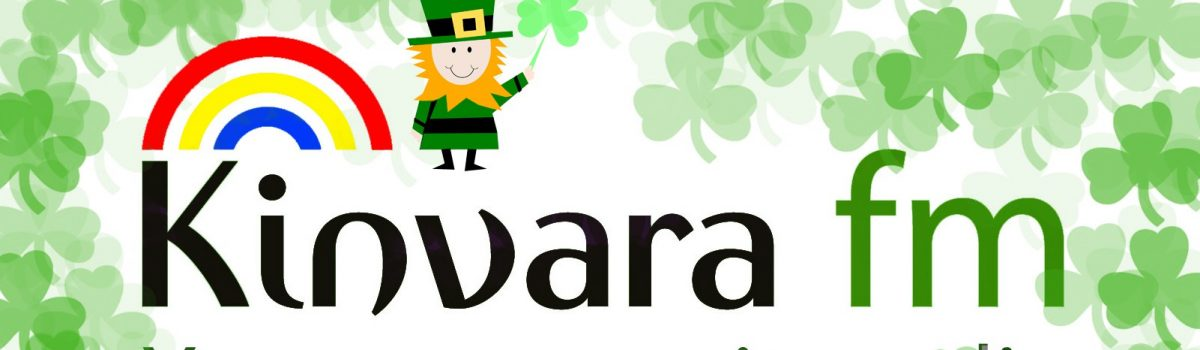St Partick's Day Broadcast – Extra programme – James O'Leary